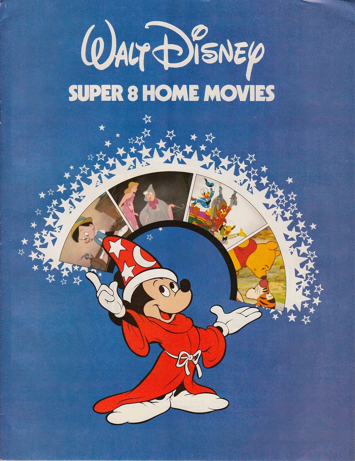 Walt Disney Super 8 Home Movies