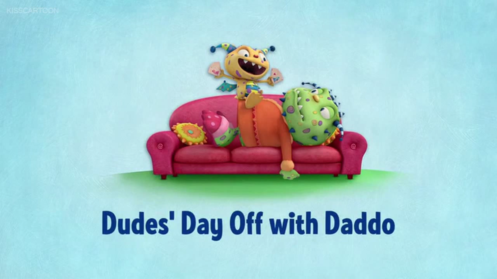 Dudes' Day Off with Daddo