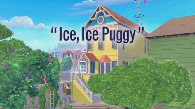 Ice, Ice Puggy
