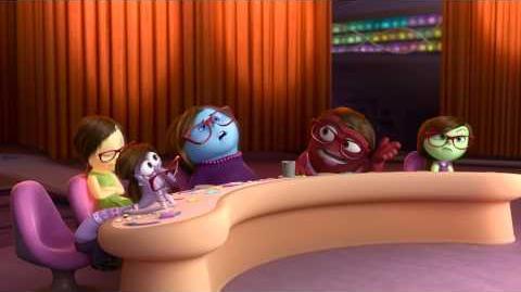 Inside Out Trailer 2- Official Disney Pixar HD