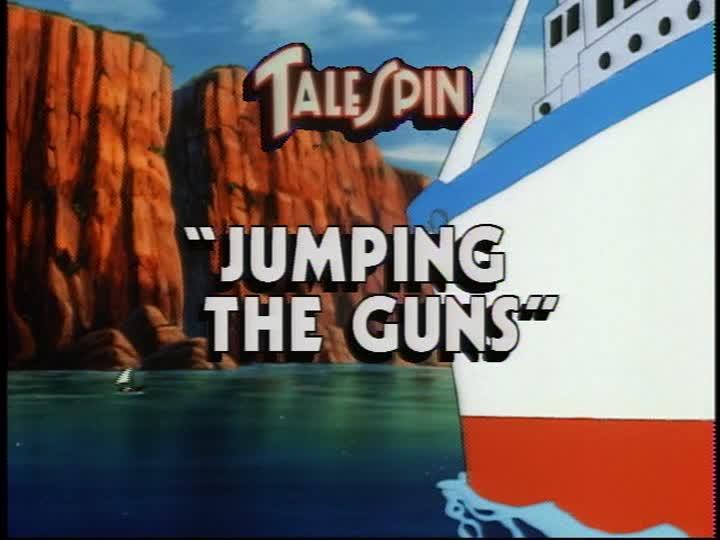 Jumping the Guns