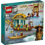 LEGO Raya and the Last Dragon- Boun's Boat set