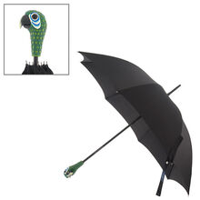 Mary Poppins The Broadway Musical - Parrot Head Umbrella for Adults.jpg
