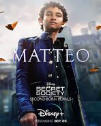 Prince Matteo Poster