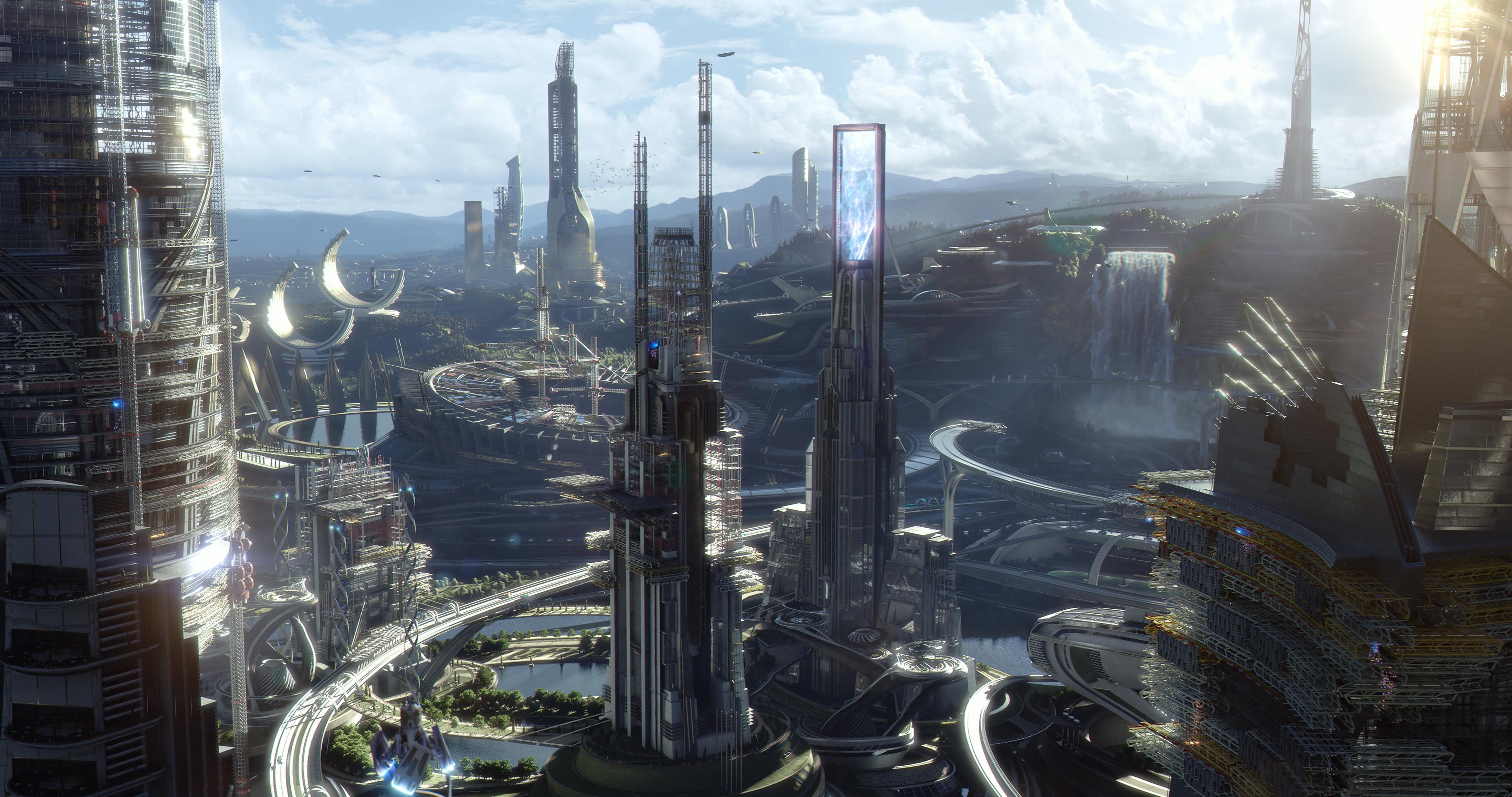Tomorrowland (location)