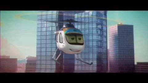 """CHoPs"" Clip - Planes Fire & Rescue"