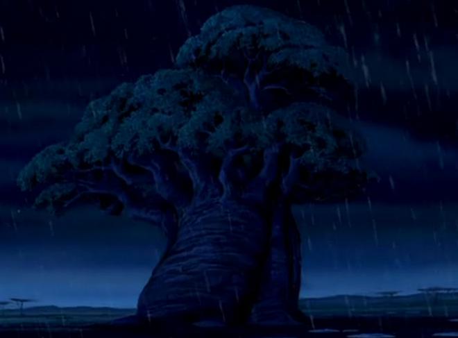 El Árbol de Rafiki