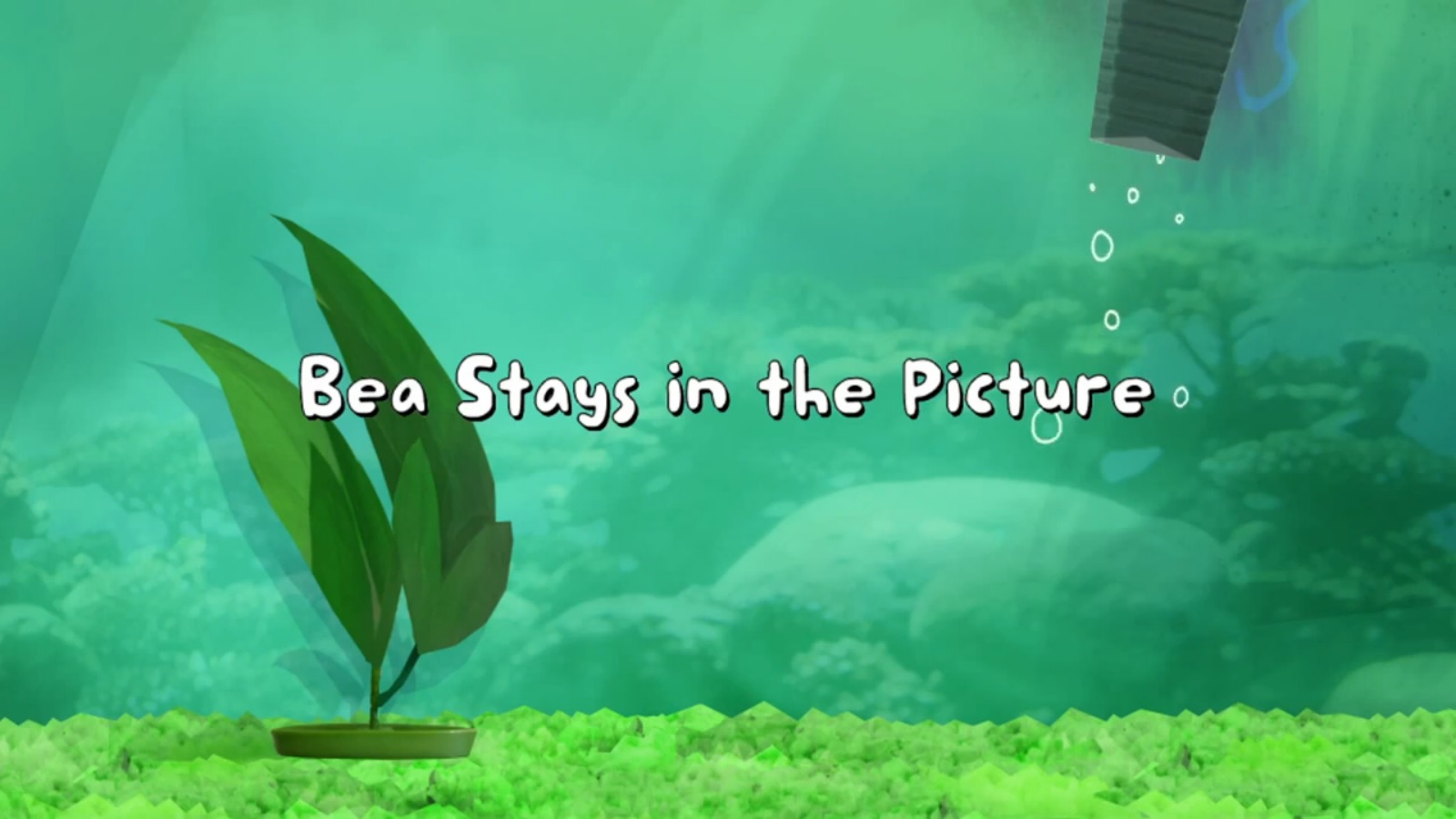 Bea Stays in the Picture