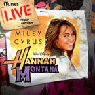 Carátula Frontal de Miley Cyrus - Itunes Live From London.jpg