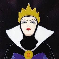 Drottningen (Snövit och de Sju Dvärgarna)