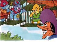 Gummi Bears Gummies to the Rescue Screenshot 5
