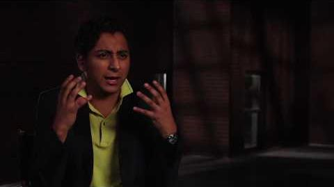 "Spider-Man Homecoming ""Flash Thompson"" On Set Interview - Tony Revolori"