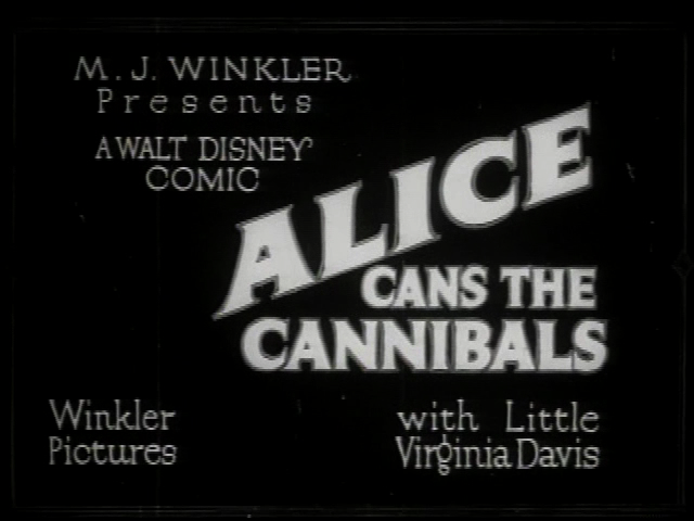 Alice Cans the Cannibals