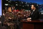 Yvette Nicole Brown visits Jimmy Kimmel