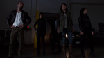 Agents of S.H.I.E.L.D. - 2x01 - Shadows - Hunter, Skye, Hartley and May