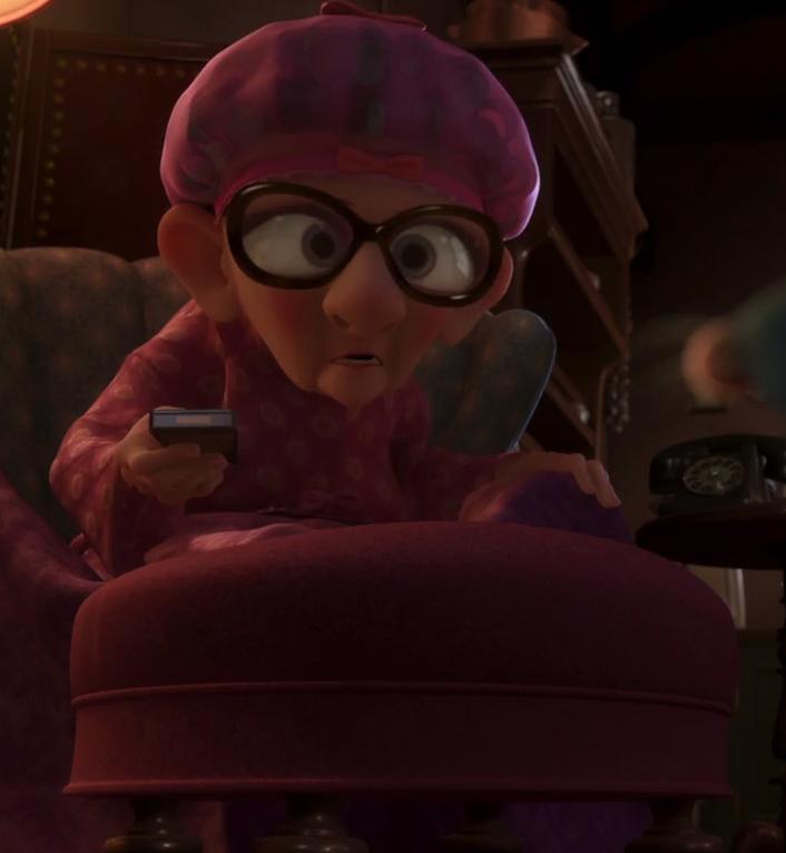 Mabel (Ratatouille)