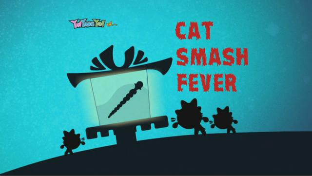 Cat Smash Fever