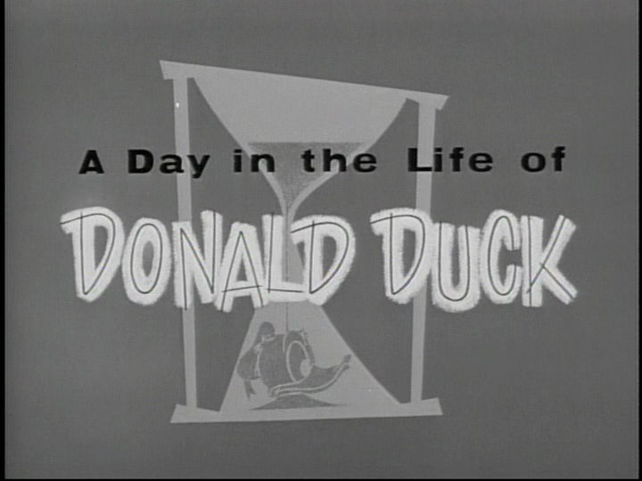 A Day in the Life of Donald Duck