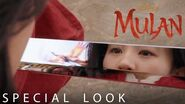 "Disney's Mulan Special Look at ""Loyal Brave True"" performed by Christina Aguilera"