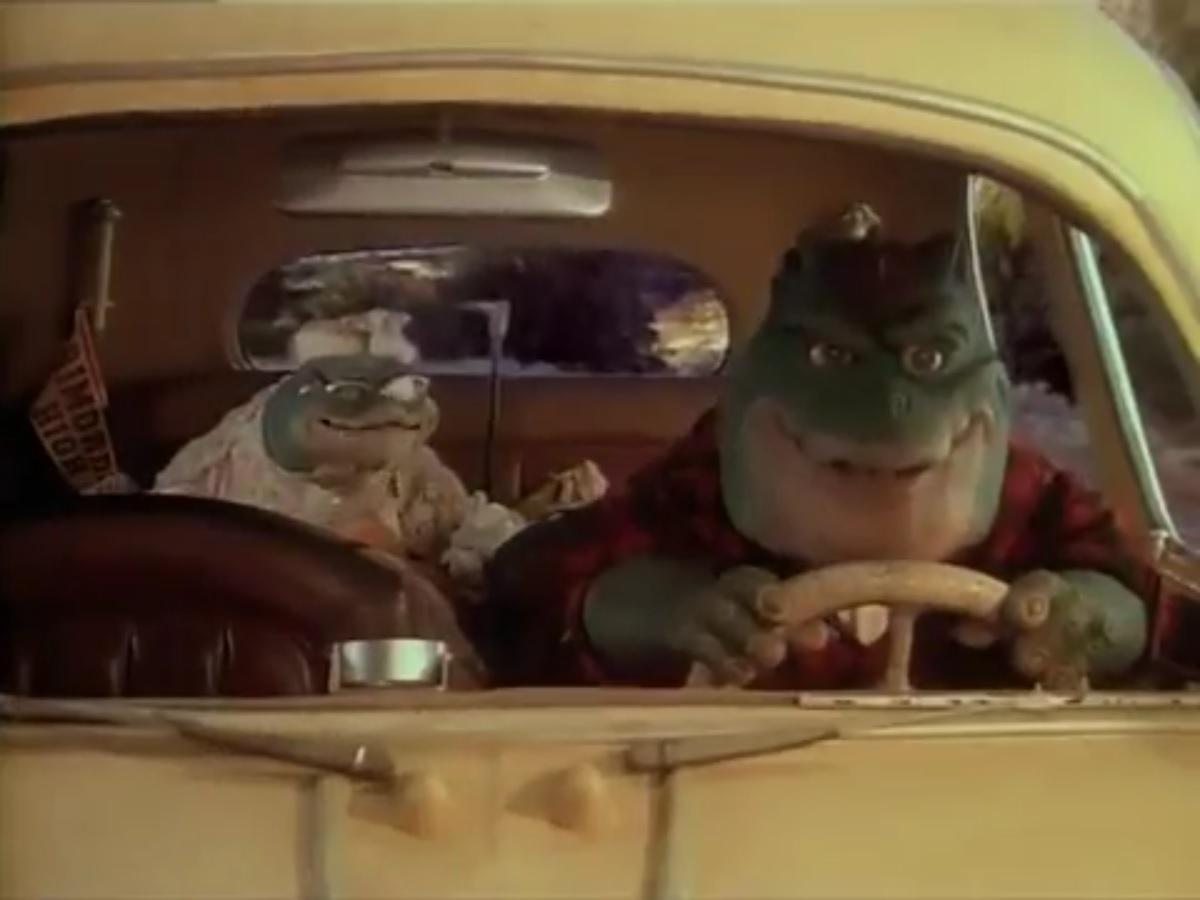 Driving Miss Ethyl