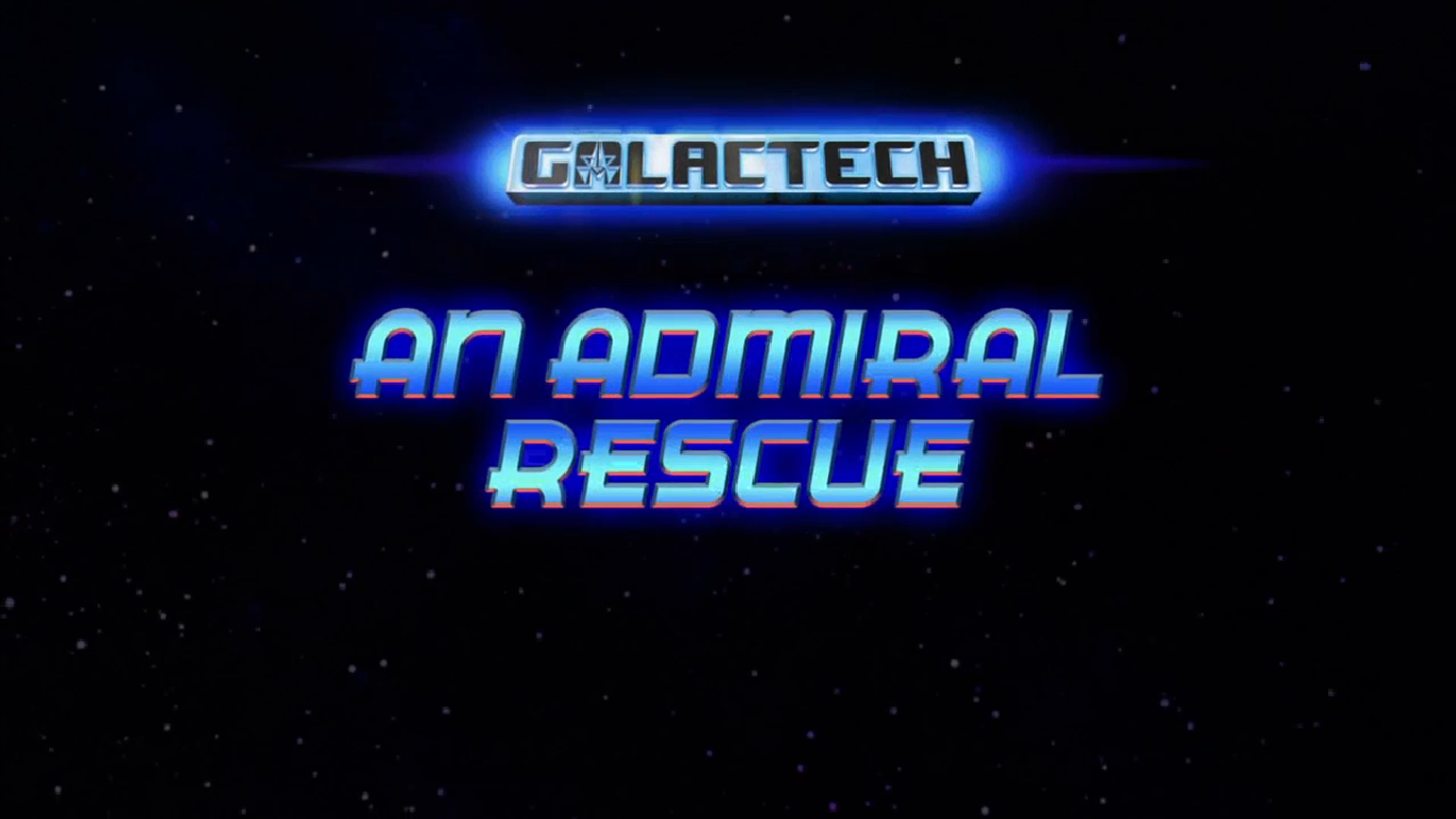 Galactech: An Admiral Rescue