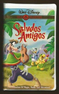 Saludos Amigos (video)