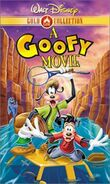 AGoofyMovie GoldCollection VHS