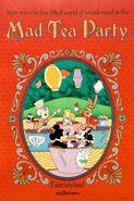 Alice Mad Tea Party Walt Disney World