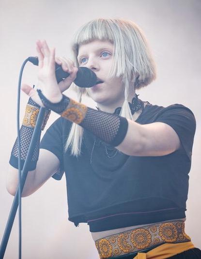 Aurora (singer)