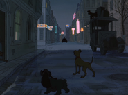 Cameo 4 - Lady in 101 Dalmatians