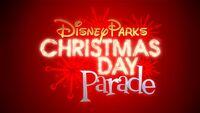 Disney Parks Christmas Parade Logo 2011