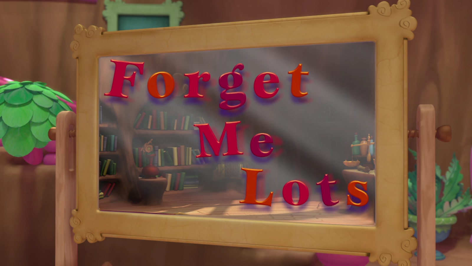Forget Me Lots (Goldie & Bear)