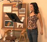 Jennifer Tilly behind the scenes HotR