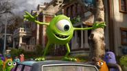 Mike Wazowski in Monsters University