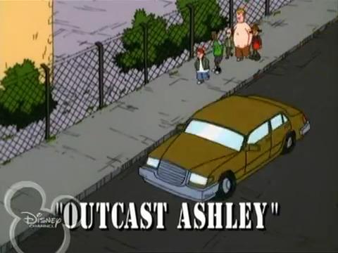Outcast Ashley