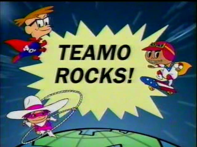 Teamo Rocks!