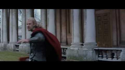 Thor O Mundo Sombrio - A História