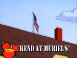 Weekend at Muriel's