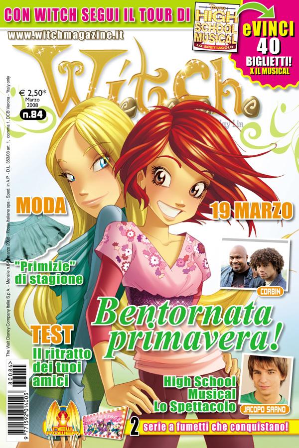 Issue 084: Unique Movements