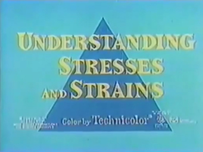 Understanding Stresses and Strains