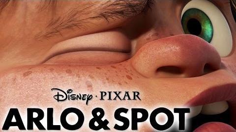 ARLO & SPOT - Hit it - Ab 26.11.2015 im Kino - Disney HD