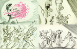 Aladdin storyboards 2