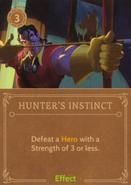DVG Hunter's Instinct