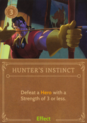 DVG Hunter's Instinct
