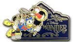 Donald-cruise-line-pin