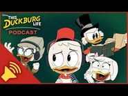 DuckTales Podcast - Episode 4- Ghost Library - Scrooge McDuck - Disney XD-2