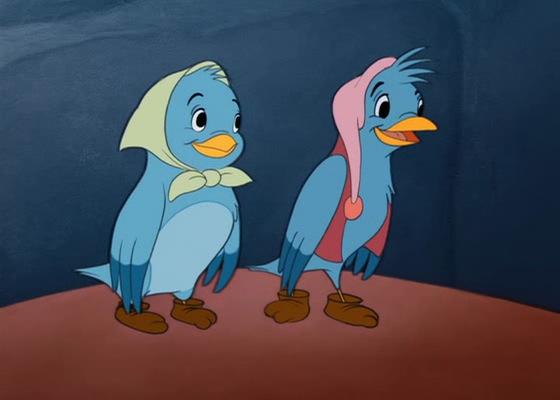 Birds (Cinderella)