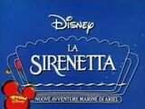 La sirenetta - Le nuove avventure marine di Ariel
