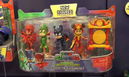 PJ Masks Power of Mystery Mountain Collectible Figure Set