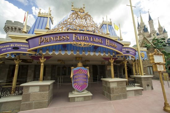 Princess Pavilion